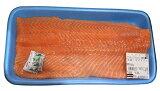 ノルウェー産 アトランティックサーモンフィレ(刺身用) 約1.2kg前後