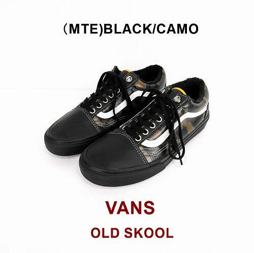 メンズ靴, スニーカー VANS VANS OLD SKOOL MENs USA VN0A348F2TI (MTE) BLACKCAMO