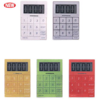 -In send-* non-cash on delivery and on specified non-DRETEC ( ドリテック ) new digital timer 'cubic' T-192 kitchen/kitchen timer/timer / gadgets / countdown / featured / presents / convenience goods