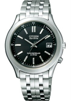 !! CITIZEN citizen watch FORMA forma Eco-Drive eco-drive radio watch FRD59-2391 mens