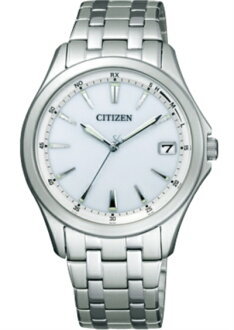 !! CITIZEN citizen FORMA forma Eco-Drive radio watch Perfex powered standard model FRD59-2551 mens