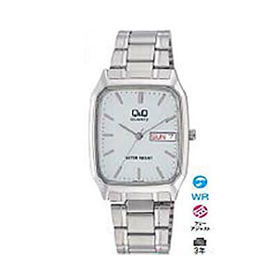 Citizen watch co., Ltd. Q & Q week with date watch A182-201