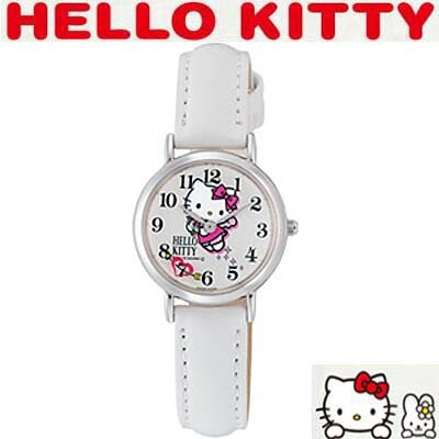 ! In the send ( cash on additional shipping fee. ) Watch watch HELLO KITTY Hello Kitty character watch Q491-631