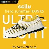 【安心の公式SHOP】福岡 ソフトバンクホークス 公認 ccilu hero/summer-HAWKS コラボ 限定バージョン 野球観戦 softbank【送料無料】