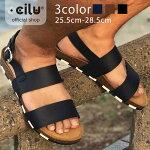 cciluhorizon-auraバックストラップサンダルメンズ25.5〜28.5cm3色
