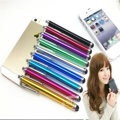 高品質タッチペン ipad Air2 iphone6 iphone6plus Xperia Galaxy スマートフォンタッチペン タブレット Tab用タッチペン10色タッチペン 送料無料