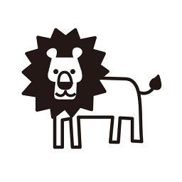 お名前スタンプ (安心スタンダード 15本セット)ライオン 子供用 入園準備 入学準備 名前スタンプ 入園 なまえスタンプ セット 入園 お名前はんこ ひらがな