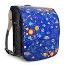ランドセルカバー 太陽系惑星とコスモプラネタリウム(ロイヤルブルー)(子供 キッズ 小学生 男の子)