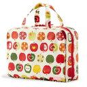 おむつポーチ バッグタイプ おしゃれリンゴのひみつ(アイボリー)【オムツケース おむつ入れ おむつバッグ】(赤ちゃん ベビー 出産祝い女の子)