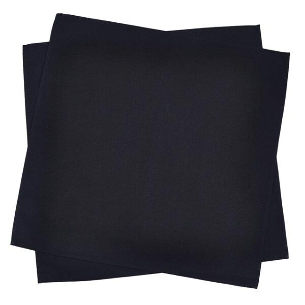 ランチクロス・給食ナフキン(45cm×45cm)2枚セットディープネイビー子供用ナフキン小学校ランチョンマット給食ランチクロスお