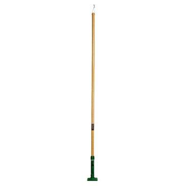 テラモト FX ハンドル 木柄 S グリーン CL-374-130-1