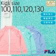 FILA(フィラ) UV ラッシュ ジャケット 杢無地染め 撥水 ラッシュガード キッズ