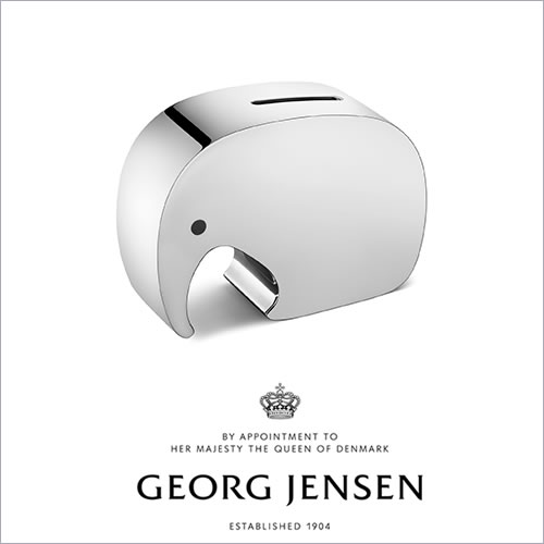 インテリア小物・置物, 貯金箱  Georg Jensen 3580031 dp10