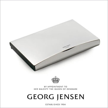 Georg Jensen ジョージ ジェンセン コンノ カードホルダー(3582070)_dp10