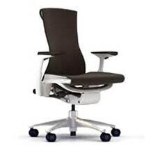 hmpw02 herman miller herman miller embody chair embody polished aluminum white balance carbon - Herman Miller Embody Chair