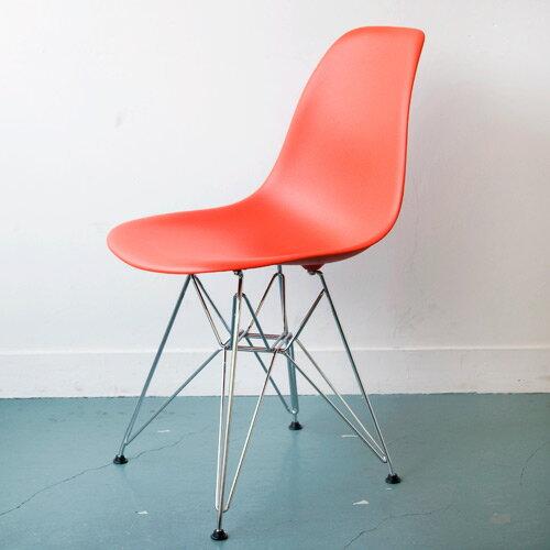 HM_E1-1 Herman Miller ハーマンミラー Eames Shell Side Chairs イームズシェルサイドチェア DSR/レッド DSR.47ZEE8:CDS-R