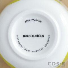 marimekkoPIENIPAARYNAボウル250mlホワイト×グリーン42(160)【69161】マリメッコ_n