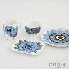 marimekkoKESTITマグカップ/ブルー34(159)【67102】マリメッコケスティト_n_mp10