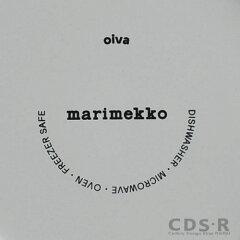 marimekkoOIVAプレート13.5cm/82(800)【69432】マリメッコ_n_mp20