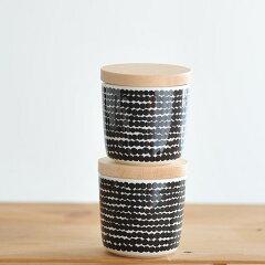 『FlatCap』marimekkoマリメッココーヒーカップ(スモールラテマグ)専用平木蓋フラットキャップ