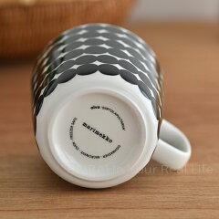 marimekkoSiirtolapuutarha400mlマグカップ/Rasymattoドット柄(ホワイト×ブラック)99(190)【67497】マリメッコシィルトラプータルハ_n_new10
