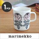 【日本限定】marimekko VIHKIRUUSU マグカップ /ピンク単品 72(390)【68411】マリメッコ ヴィヒキルース