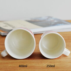 marimekkoUNIKKO400mlビッグマグカップ/ホワイト×レッド75(001)【67719】マリメッコウニッコ_z_new10