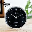 BARIGOバリゴClock(時計)/マットシルバーBG6015