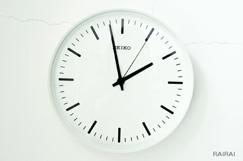 SEIKO STANDARD/セイコースタンダードKX308W(ホワイト)_dp10【コンビニ受取対応商品】:CDS-R