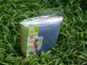 CDソフトケース2枚組用:25枚入・不織布内袋50枚付き