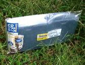 メール便お試しパックA:1枚用1パック(50枚入・不織布内袋50枚付き)+2枚組用3枚+不織布内袋6枚/送料込み・代引不可