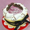 Halloween★おばけデコ 犬用ケーキ 犬用お誕生日ケーキ ハロウィン ドッグケーキ わんこケーキ