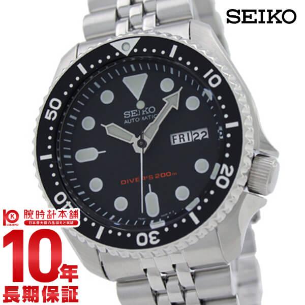 cafa0fcf72f22d セイコー 逆輸入モデル SEIKO ダイバーズ SKX007K2(SKX007KD) メンズ【きょうつく】 [10年長期保証][時計拭き]