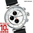 ISSEYMIYAKE イッセイミヤケ W ダブリュ クロノグラフ 和田智デザイン SILAY003 [正規品] メンズ 腕時計 時計