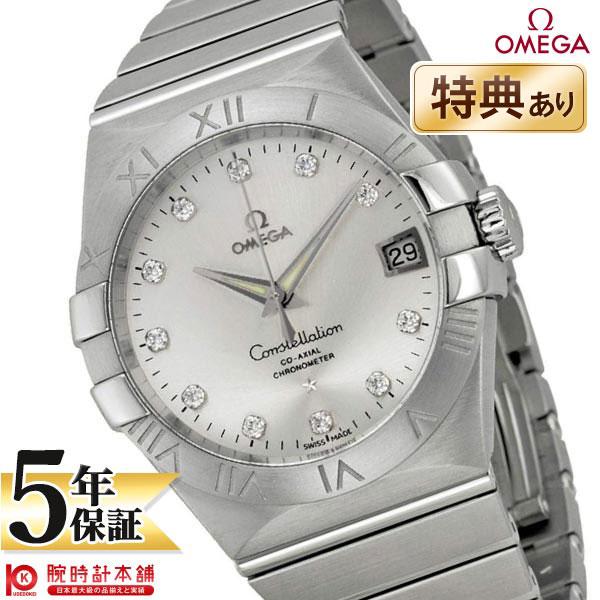 8f68741c3f コンステレーション 自動巻き 123.20.38.22.02.001 OMEGA メンズ オメガ 新品 腕時計 時計 【当店なら!