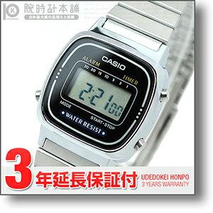 カシオ CASIO 【最安値挑戦】カシオ CASIO LA670WD-1 レディース ウォッチ 腕時計 #110086 【楽...