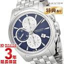 HAMILTON [海外輸入品] ハミルトン ジャズマスター オートクロノ クロノグラフ H32596141 メンズ 腕時計 時計 【dl】brand deal15 【あす楽】