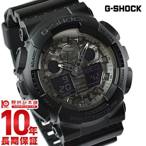 カシオGショックGショックGA-100CF-1AJF110887
