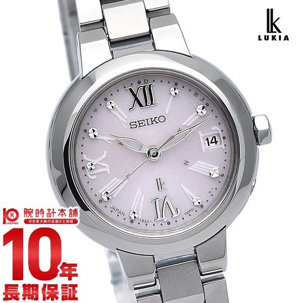 【1000円割引クーポン】【1000円割引クーポン】LUKIA セイコー ルキア フラワーパーティ ソーラー電波 100m防水 SSVW067 [正規品] レディース 腕時計 時計:腕時計本舗LUXE