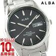 ALBA セイコー アルバ ソーラー 100m防水 AEFD540 [正規品] メンズ 腕時計 時計【あす楽】