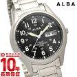 ALBA セイコー アルバ ソーラー 100m防水 AEFD560 [正規品] メンズ 腕時計 時計