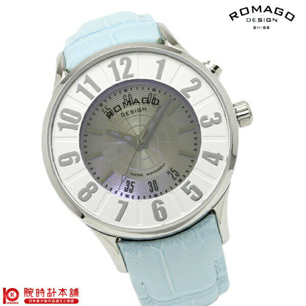 腕時計, 男女兼用腕時計 2000 ROMAGODESIGN NUMERATION RM068-0053ST-SVBU