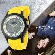 ROMAGODESIGN ロマゴデザイン RM079-0506PL-YE [正規品] メンズ&レディース 腕時計 時計【あす楽】