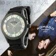ROMAGODESIGN ロマゴデザイン RM079-0506PL-BK [正規品] メンズ&レディース 腕時計 時計【あす楽】