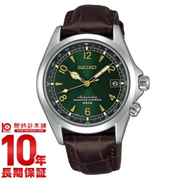 【500円割引クーポン】セイコー メカニカル MECHANICAL 200m防水 機械式(自動巻き/手巻き) SARB017 [正規品] メンズ 腕時計 時計【36回金利0%】【あす楽】