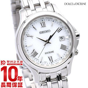 [Maximum point 42 times in the store! Until 9:59 on the 9th] Seiko Dolce & Exceline DOLCE & EXCELINE SWCW161 Ladies
