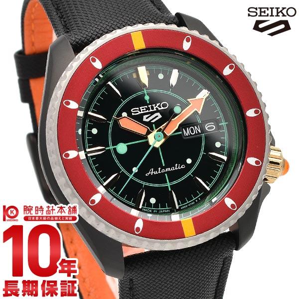 腕時計, メンズ腕時計 55.55 5 SEIKO5sports SBSA037