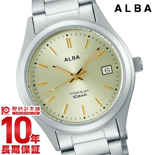 腕時計, メンズ腕時計 542420 ALBA AQGJ409