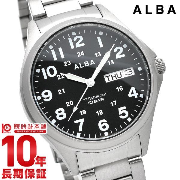 腕時計, メンズ腕時計 542420 ALBA AQPJ402