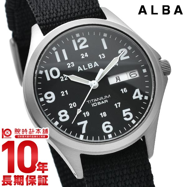 腕時計, メンズ腕時計 542420 ALBA AQPJ404